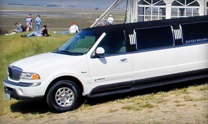 A and J Limo - Santa Barbara: $50 for $100 Worth of Limousine Services from A and J Limousine