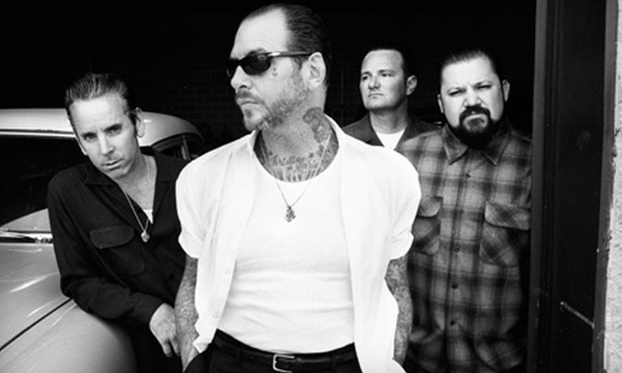Social Distortion at Riot Fest - Bucktown: $19 for One Ticket to See Social Distortion at Riot Fest at Congress Theater on October 6 at 6:30 p.m. (Up to $41.39 Value)