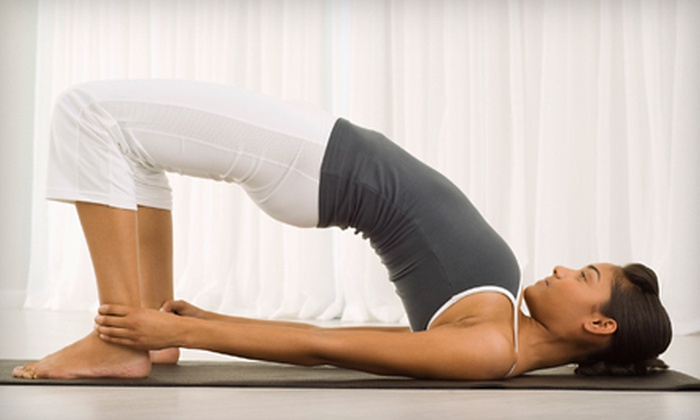 Body Language Fitness & Yoga Center - Commerce: 8 or 18 Fitness Classes at Body Language Fitness & Yoga Center in Commerce (Up to 72% Off)