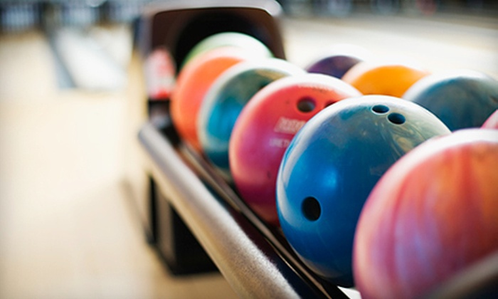 Andover Lanes - Andover Lanes: $40 Worth of Bowling Outings