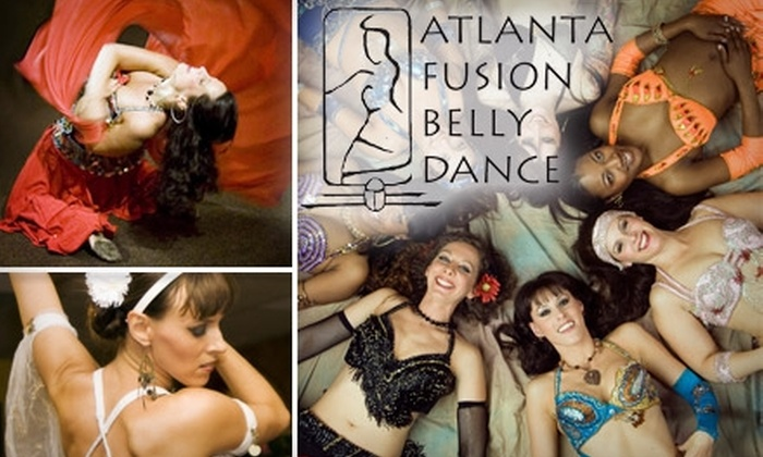 Atlanta Fusion Belly Dance - Atlanta: $25 for a Six-Week Choreography Class or Six Drop-In Classes at Atlanta Fusion Belly Dance ($60 Value)