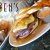 $5 for Burgers at Rueben's