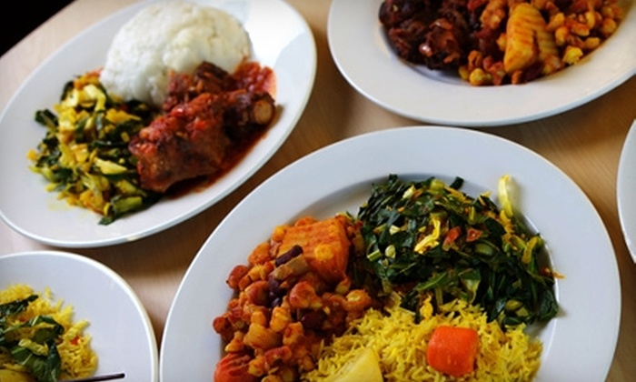 Flavors of East Africa - San Diego: $10 for $20 Worth of Kenyan Cuisine at Flavors of East Africa