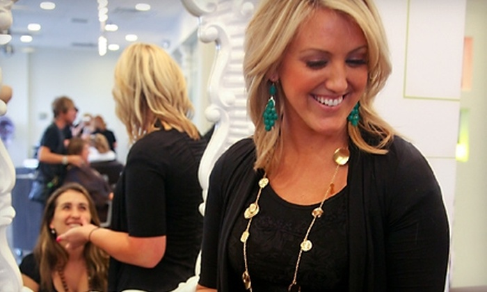 Elan Hair - Green Hills: $65 for Salon-Services Package at Elan Hair (Up to $203 Value)