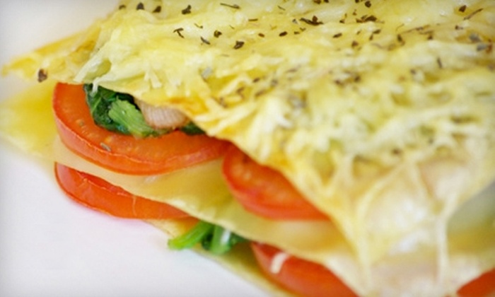 Early Bird Cafe - Edmonton: $10 for $20 Worth of Breakfast and Lunch Fare at Early Bird Cafe