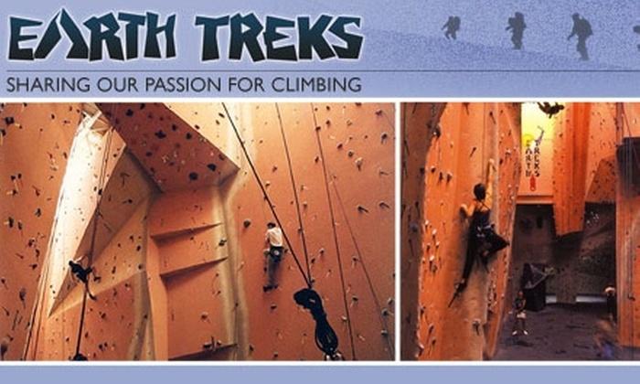 Earth Treks Climbing - Washington DC: $17 for an Introduction to Climbing Course at Earth Treks Climbing ($35 Value)
