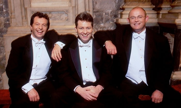 The Irish Tenors - NYCB Theatre At Westbury: The Irish Tenors at NYCB Theatre at Westbury on December 4 at 8 p.m. (Up to 50% Off)