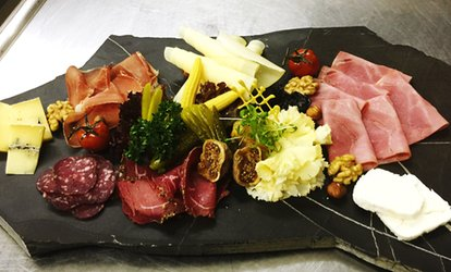 image for Ploughman's Board to Share for Two or Four at The Dolphin