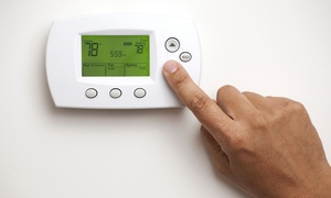 Advanced Heating and Air Conditioning: HVAC Inspection and Tune-Up or Diagnostic Package from Advanced Heating and Air Conditioning (Up to 69% Off)