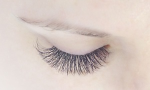 Kinjou Lashes Beauty Studio: Premium, Diamond, Gold-Service or Mink Lash Extensions Package at Kinjou Lashes Beauty Studio (Up to 52% Off)