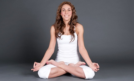 Five Yoga Classes or One or Two Months of Unlimited Classes at Lotus Soul Yoga (Up to 77% Off)