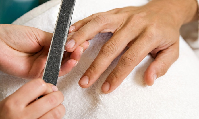 The Good Barber - Stone Oak: $40 for a Signature Hand and Foot Treatment at The Good Barber ($80 Value)