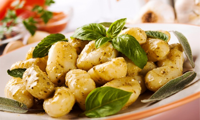 Bravo Nader - Huntington: $15 for $29.90 Worth of Prix Fixe Italian Lunch Cuisine for Two or More at Bravo! Nader