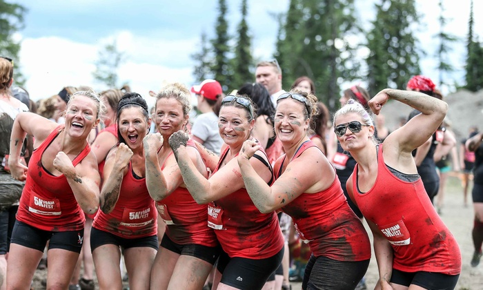 365 Sports - Headingley: C$49.99 for Admission for One to the Winnipeg 5k Foam Fest Run on Saturday, June 27 (C$74.58 Value)