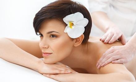 3 massaggi di un'ora a scelta