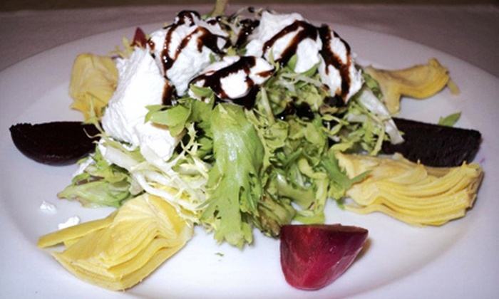 Tanti Luce 221 - Downtown Santa Fe: European Cuisine at Tanti Luce 221 (Up to 53% Off). Two Options Available.