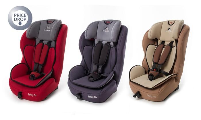 Kinderkraft Group    Safety Car Seat With Isofix Base
