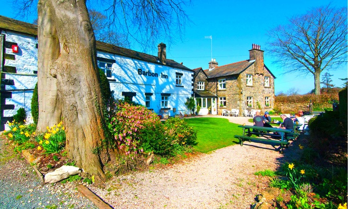 Barbon Inn - Barbon: Lake District: 2 Nights For Two With Breakfast for £79 at Barbon Inn (Up to 57% Off)