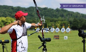 Target Pro Archery: CC$25 for a Two-Hour Archery Class at Target Pro Archery (CC$45 Value)