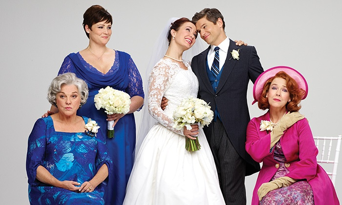 """It Shoulda Been You"" - Brooks Atkinson Theatre: ""It Shoulda Been You"" on Broadway, Tuesdays–Saturdays through April 8 (Up to 36% Off)"