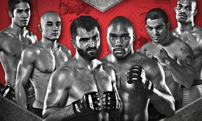 MMA World Series Of Fighting 2 - Atlantic City, NJ: $19 to See the MMA World Series of Fighting 2 at Ovation Hall on Saturday, March 23, at 6:30 p.m. (Up to $48.75 Value)