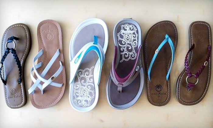 The Salt Lake Surf Company - Sugar House: $20 for $40 Worth of Flip-Flops, Swimsuits, and Beach Wear at The Salt Lake Surf Company
