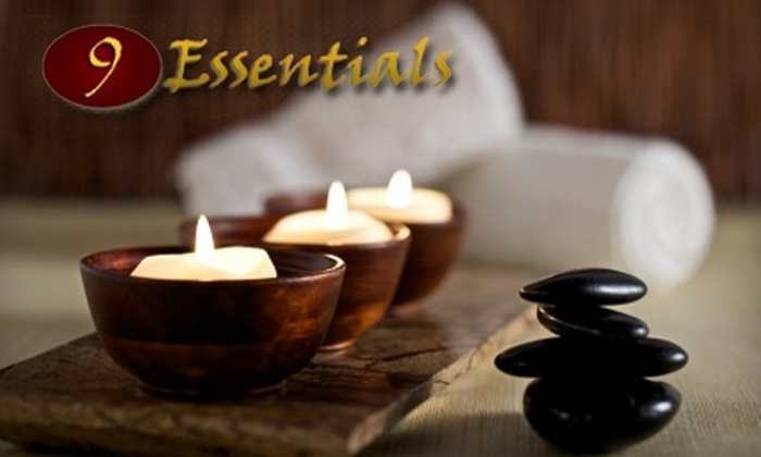 9 Essentials Day Spa and Nail Care - Gig Harbor: $39 for a Facial, Pedicure, and Foot Massage at 9 Essentials Day Spa and Nail Care in Gig Harbor ($89 Value)