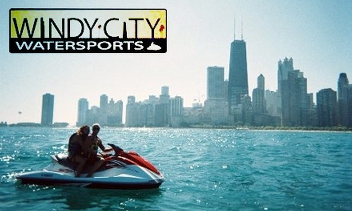 Windy City Watersports - Chicago: $35 for a Half-Hour Jet Ski Rental from Windy City Watersports