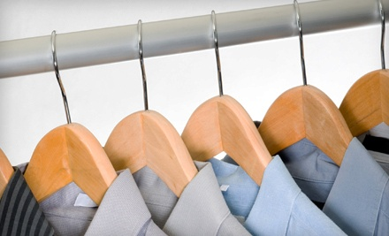 $25 Worth of Shirt Laundering or Dry-Cleaning Services - Martinizing Dry Cleaning in Loveland