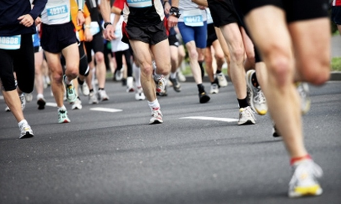 The Colony - Dallas: $15 for Entry in 5K or 10K Race or One-Mile Fun Run at Liberty By The Lake Festival in The Colony on Saturday, July 2 ($30 Value)
