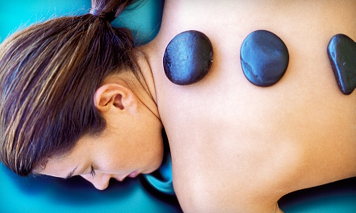 Calmane Wellness Massage - Amarillo: $35 for a Hot-Stone Massage at Calmane Wellness Massage ($75 Value)