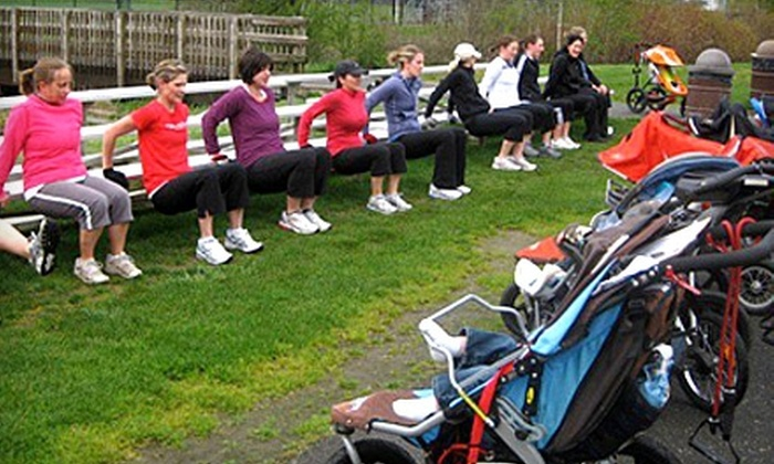 Baby Boot Camp - Hazelwood: $20 for Six StrollFit Classes at Baby Boot Camp in Hazelwood