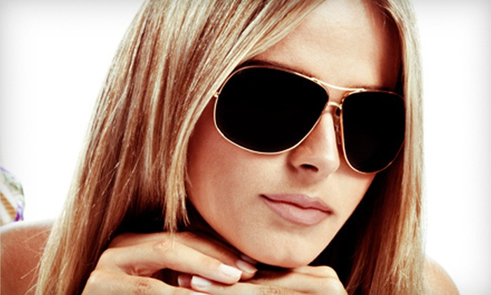 The Optician Inc. - Oakville: $29 for $150 Toward Prescription Glasses or Sunglasses at The Optician Inc.