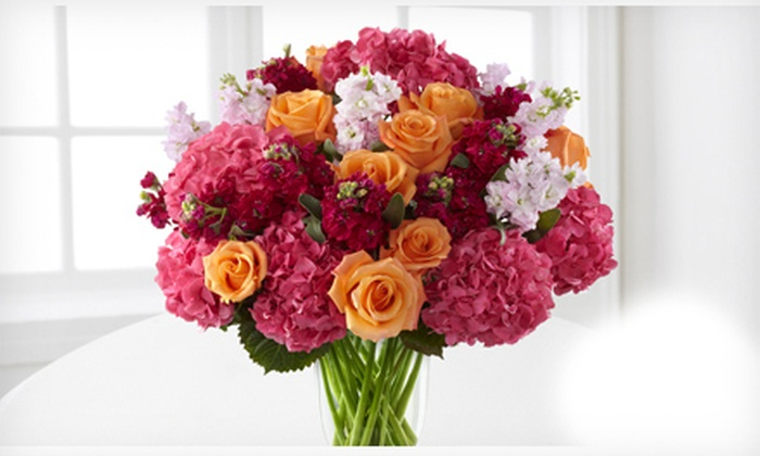 FTD.com: $15 for $30 Worth of Flowers and Gifts from FTD