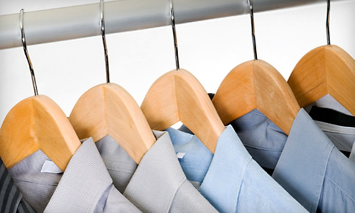 Dry Cleaning by Louis - Multiple Locations: $19 for $40 Worth of Services at Dry Cleaning by Louis. Four Locations Available.