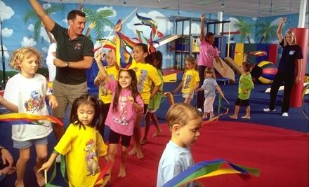 My Gym Children's Fitness Center - My Gym Children's Fitness Center in Aventura