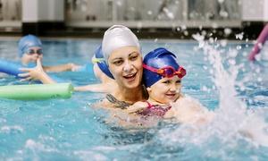 Sportschulen R. Hennemann: 4x 45 Minuten Anfänger-Schwimmkurs mit FlapFin-Schwimmschuh für 1 Kind in den Sportschulen R. Hennemann