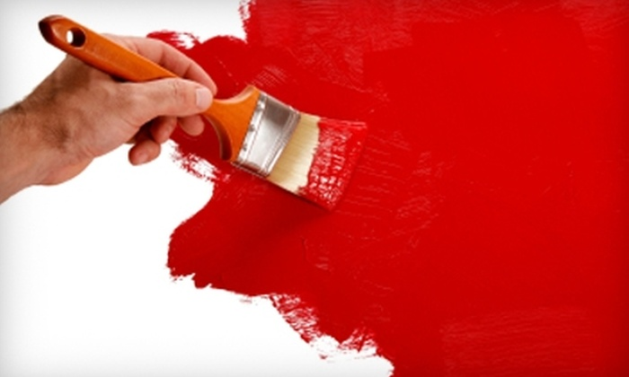 A Lasting Impression - Core: $89 for Three Hours of Interior or Exterior Painting from A Lasting Impression ($249 Value)