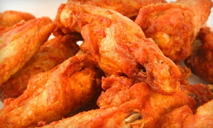 Wing Barn - Brownsville: $7 for $14 Worth of Wings, Burgers, and More at Wing Barn in Brownsville