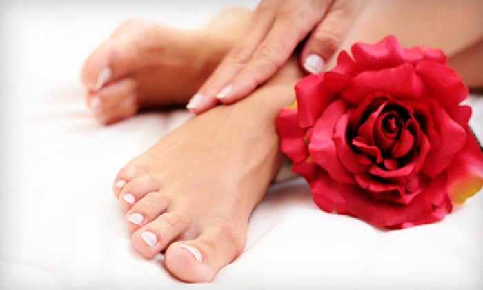 Our Health Club & Spa - Glen Carbon: $26 for Pedicure with Margarita at Our Health Club & Spa in Glen Carbon ($52 Value)