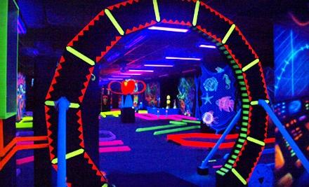 Glow-A-Rama: Admission for 4 - Glow-A-Rama in Buchanan