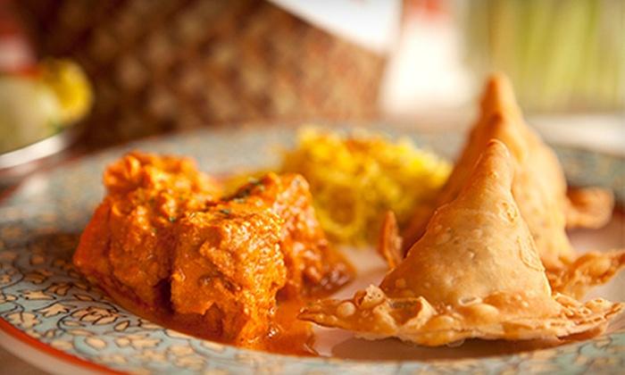 Maurya Bistro - Ambleside: $15 for $30 Worth of Indian Cuisine at Maurya Bistro