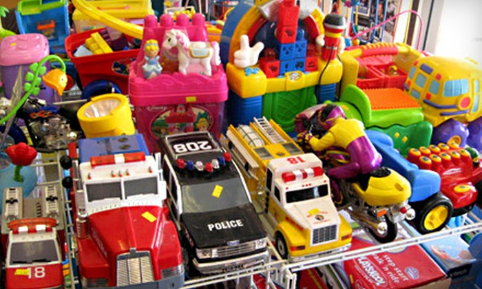 Twice As Nice Kids - Denver: $10 for $20 Worth of Gently Used Clothing, Toys, and Childcare Gear at Twice as Nice Kids in Arvada