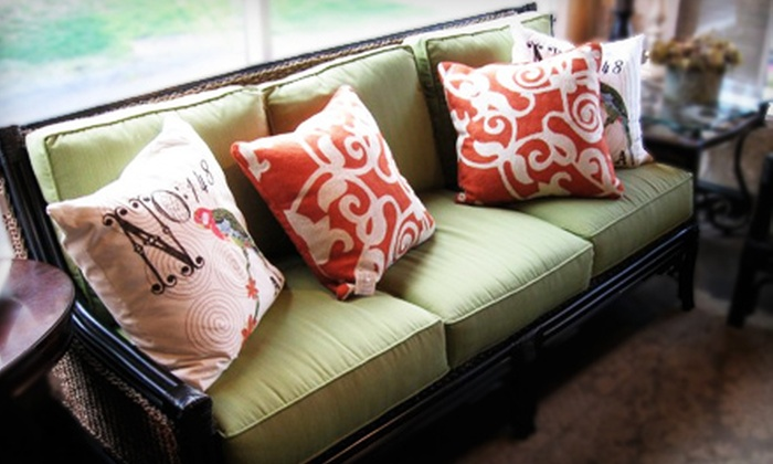 For Home Consignment Furnishings - Homewood: $25 for $100 Worth of Furniture and Home Accessories at For Home Consignment Furnishings in Homewood
