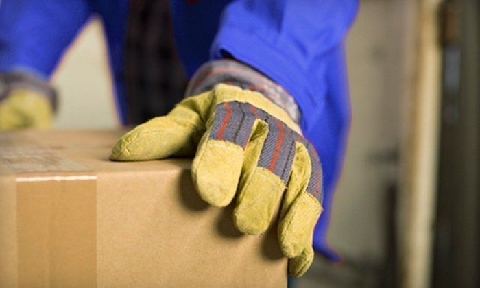 Road Warrior Moving and Storage - Arlington: $99 for $300 Worth of Moving Services from Road Warrior Moving and Storage
