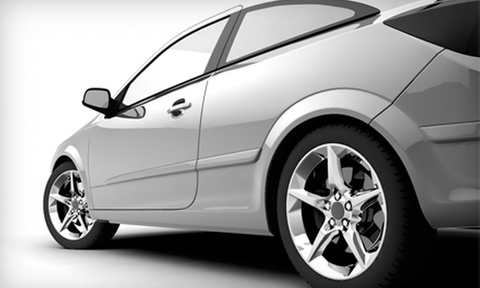 Big Tex Mobile Detail - Ballantyne West: $65 for Detail and Wash from Big Tex Mobile Detail (Up to $250 Value)