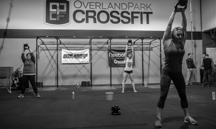 Overland Park Crossfit - Antioch: Four Weeks of Unlimited Boot-Camp Classes at Overland Park CrossFit (65% Off)