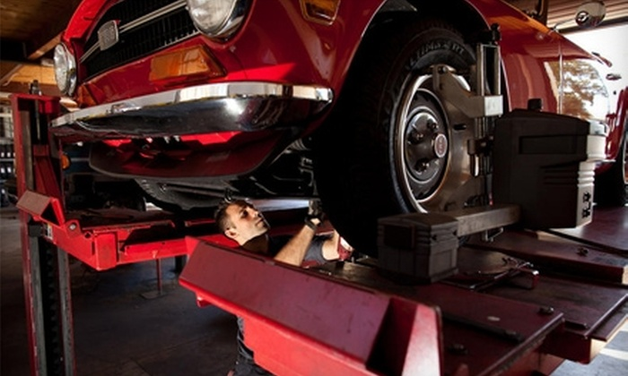 Tires and Brakes for Less - Foothill Square: $30 for Two Oil Changes and a Multipoint Inspection at Tires and Brakes for Less in Oakland ($109.97 Value)