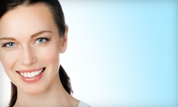 The Winning Smile - Multiple Locations: $50 for a Full Dental Exam and Cleaning at The Winning Smile ($399 Value)
