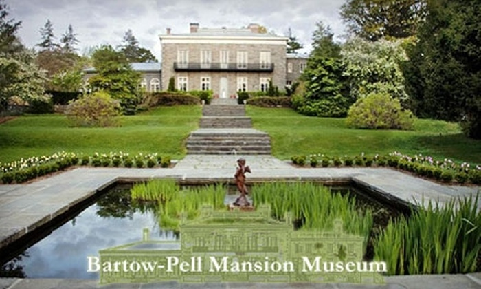 Bartow-Pell Mansion Museum - New York: $5 for Two Admissions to Bartow-Pell Mansion Museum